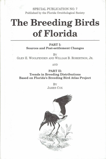 The Breeding Birds of Florida - Click to Enlarge