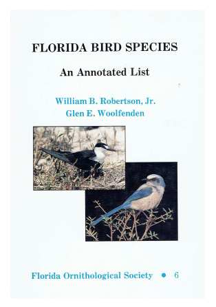 Florida Bird Species: An Annotated List - Click to Enlarge